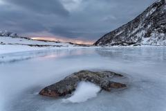 Frozen Norway