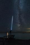 Mars, Stars & Milky Way