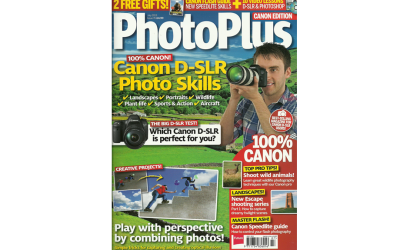 Canon PhotoPlus Magazine – Image Commissioned