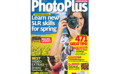Canon PhotoPlus Magazine – Issue 35